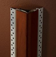 170F Flush Mount Corner Guard - Woodland